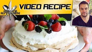 How To Make Pavlova - Video Recipe