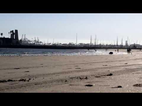 Long Beach Time Lapse