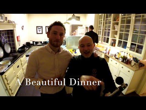 A beautiful Dinner-Private Chef Giuseppe Manzoli