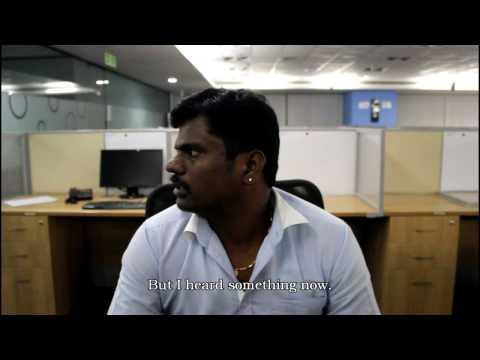Alone  - Tamil Office Thriller Short Movie