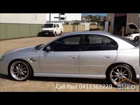 2005 holden commodore vz ss sedan manual silver 1397 youtube rh youtube com vz sv6 manual gearbox vz sv6 manual 0-100