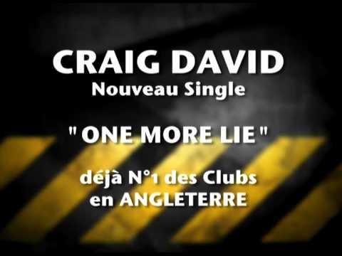 Craig David est de retour avec
