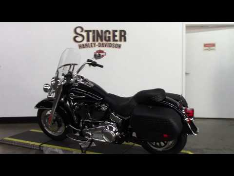 2020 HARLEY-DAVIDSON SOFTAIL HERITAGE CLASSIC 107 FLHC - New Motorcycle For Sale - Medina, Ohio