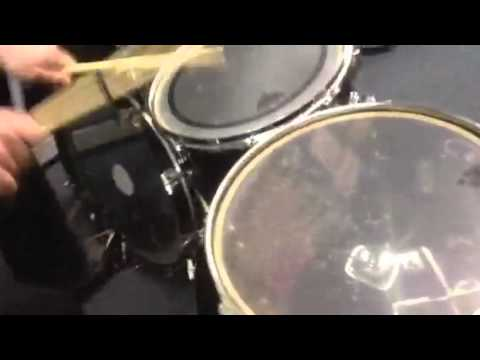 Stebal Drums Vintage Tama Superstar Demo