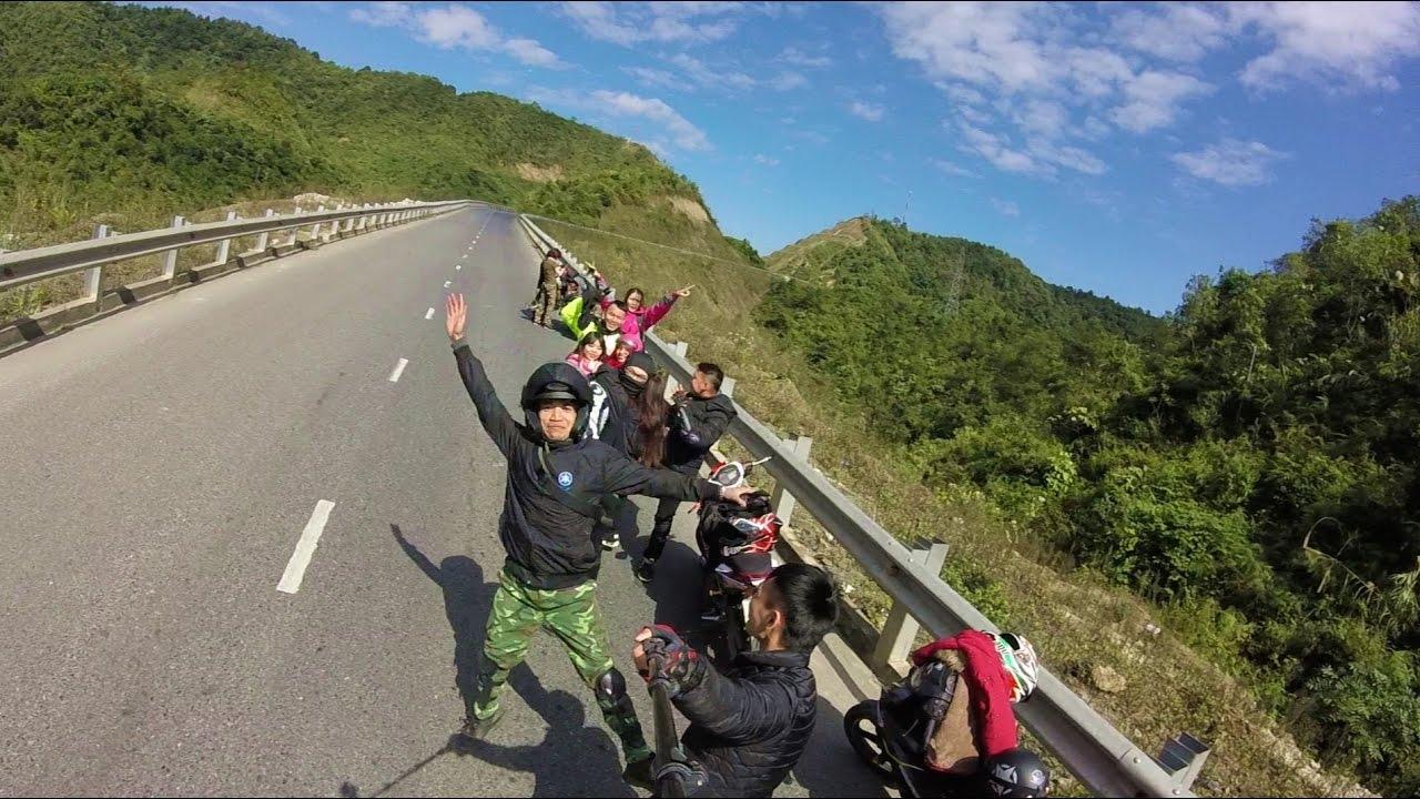 Thác Bản Giốc (Cao Bằng) | Exciter Touring Hà Nội | Moto tour 7