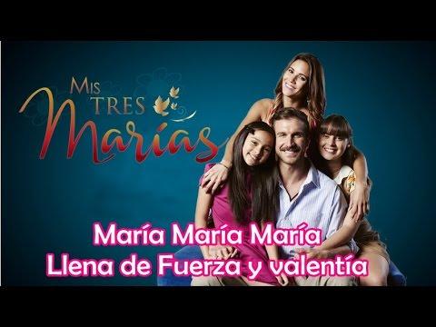 Mis Tres Marías - Erick Elera & Christian Dominguez ** Letra
