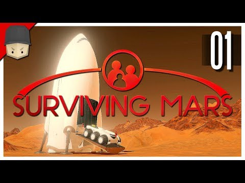 Surviving Mars - Ep.01 : MISSION TO MARS