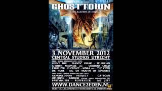 Catscan - 03.11.2012 - Live @ Ghosttown 2012