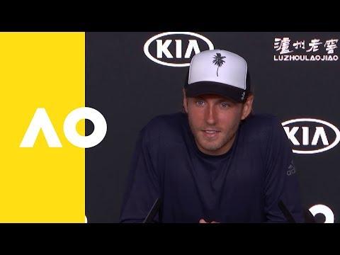 Lucas Pouille Press Conference (4R) | Australian Open 2019