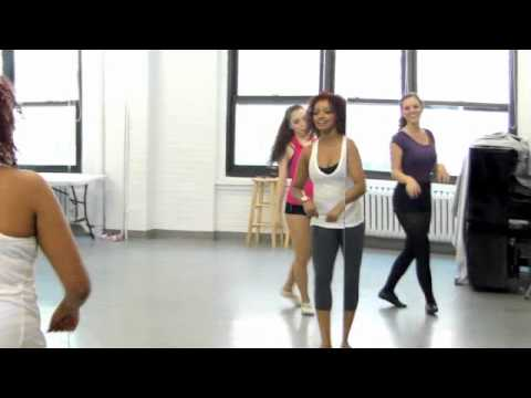 Broadway Spotted Boot Camp: Jazz Dancing with Asmeret