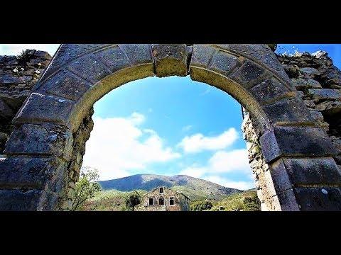 Old Perithia est.1400 AD-Urbex-Άνω Περίθεια, Β  Κέρκυρα, Greece