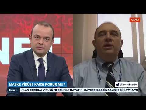 CORONA PANİĞİ BÜYÜYOR / Corona Bilim Kurulu Üyesi Prof. Dr. Ateş Kara Net Bakış'ta