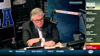 Mike Francesa: caller suggests Jason Giambi & Artie Lange for St. John
