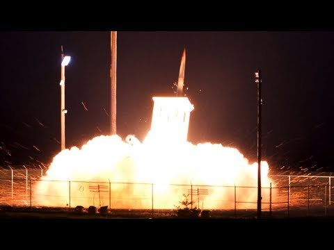 THAAD System Shoots Down Target Over Alaska In First-of-its Kind Test