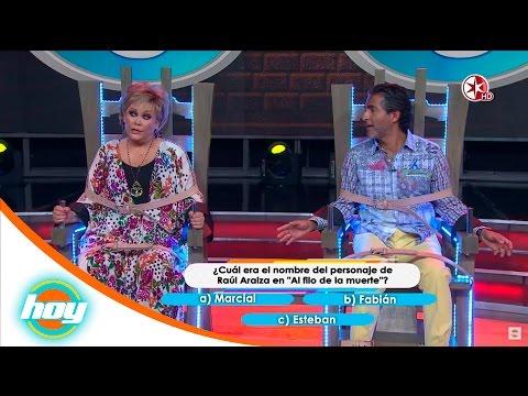 Norma Herrera vs. Raúl Araiza | La silla eléctrica | Hoy