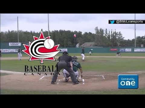 Baseball Canada Senior Nationals: Saskatchewan vs. Fredericton