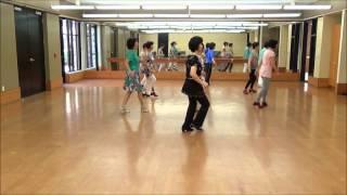 Bachatango Mio Line Dance (Choreographed by Ira Weisburd)