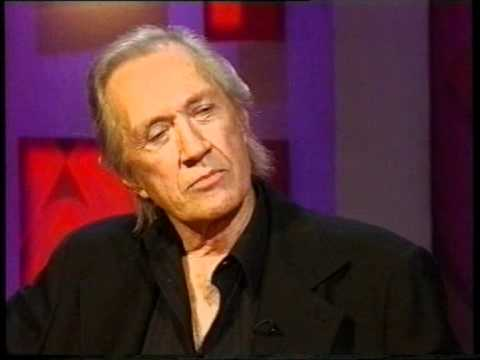 Jonathan Ross  David Carradine  2005