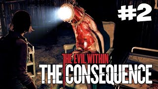 The Evil Within: The Consequence - Боль и Мучения #2
