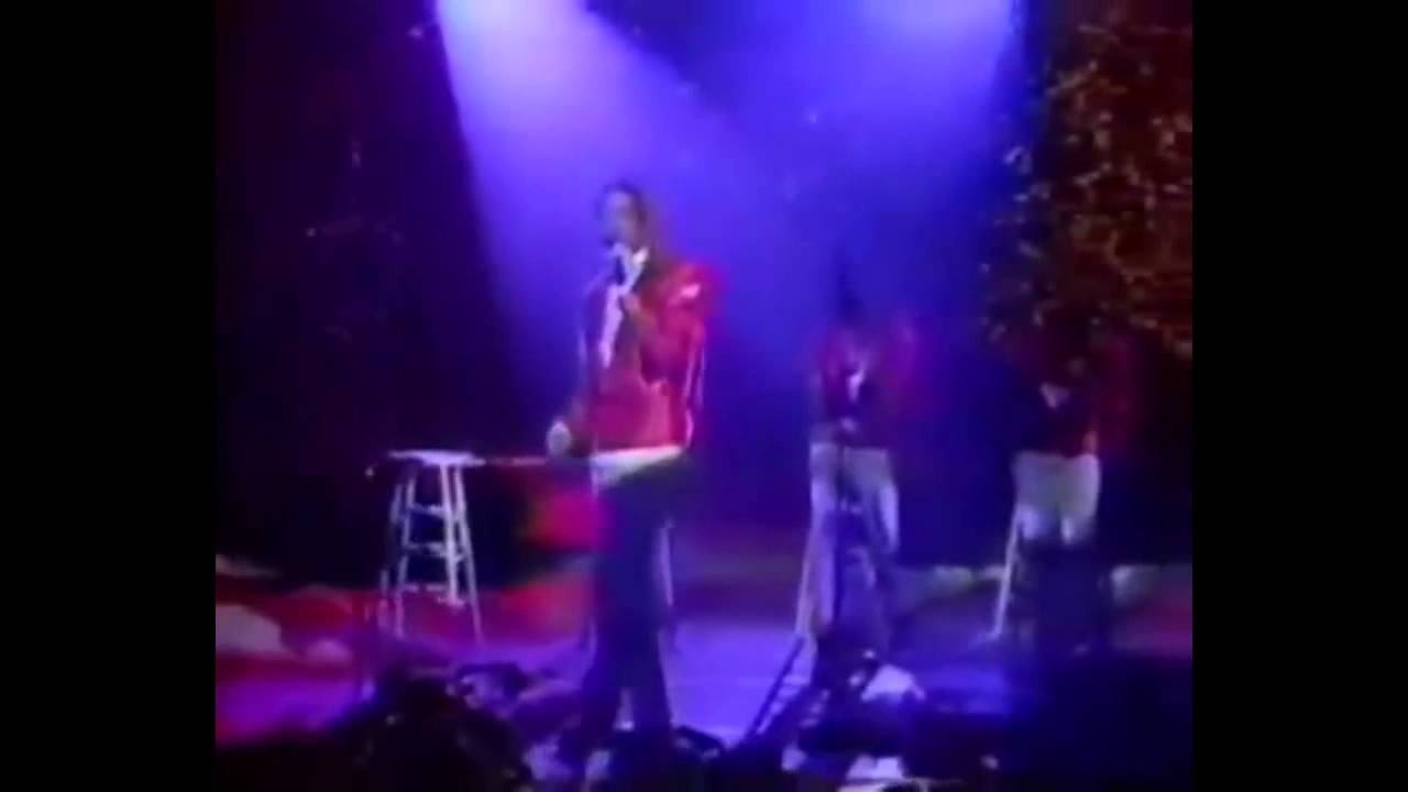 New Edition - It's Christmas (All Over the World) live - YouTube