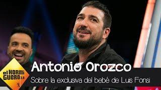 Antonio Orozco:
