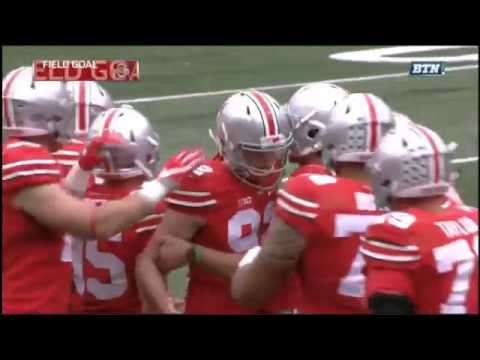 Ohio State Buckeyes vs Rutgers Scarlet Knights in 30 Minutes 10/1/16