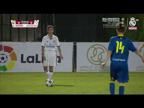 REAL MADRID-CELTA DE VIGO  (DUBAI INTERNCONTINENTAL FOOTBALL CUP 2017) FINAL
