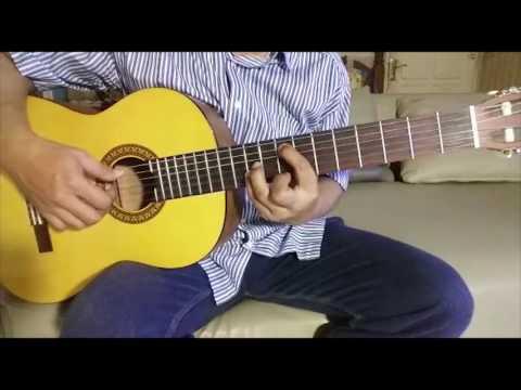 Melati Di Tapal Batas - Ismail Marzuki (Fingerstyle Cover)