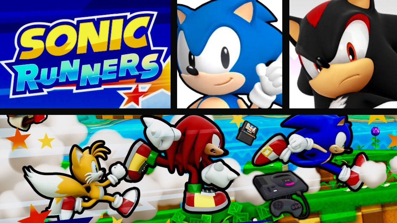 100 Subscribers Special Sonic Runners Special Event Shadow