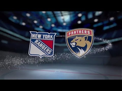 New York Rangers vs Florida Panthers - November 04, 2017 | Game Highlights | NHL 2017/18 . Обзор