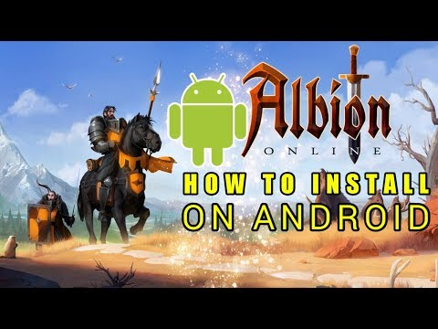 CARA INSTALL ALBION ONLINE DI ANDROID - ALBION ONLINE FREE TO PLAY #2