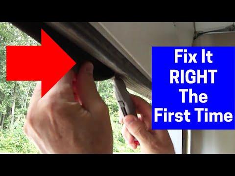 How To Replace Bottom Garage Door Seal