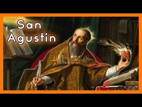 Vida de San Agustín