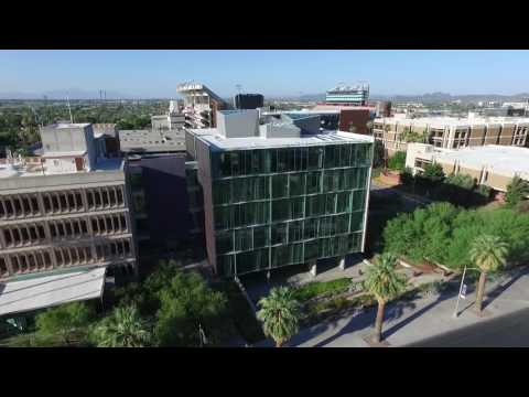 College of Optical Sciences at the University of Arizona