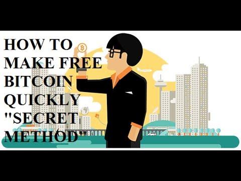 HOW TO EARN BITCOIN FREE