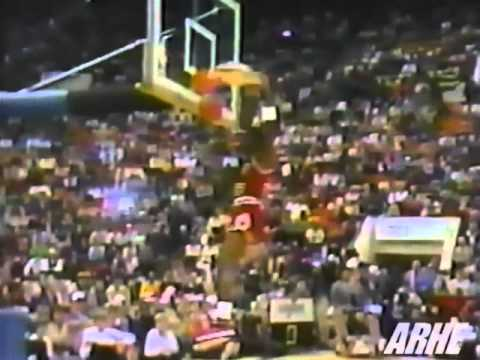 Michael Jordan (1985 NBA Slam Dunk Contest)