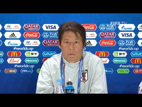 FIFA World Cup™ 2018: JPN vs SEN : Japan Pre-Match Press Conference