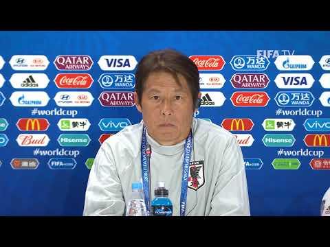 FIFA World Cup™ 2018: JPN vs SEN : Japan Pre-Match Press Conference