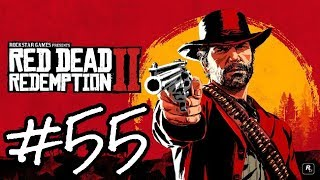 CAŁKOWITE NAWRÓCENIE? - Let's Play Red Dead Redemption 2 #55 [PS4]