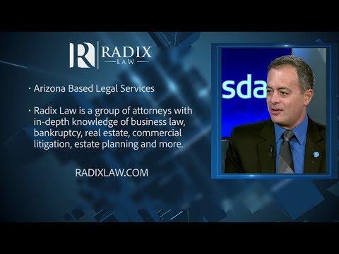 Radix Law | Arizona Based Legal Services | Founder & Principal Jonathan Frutkin | radixlaw.com