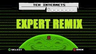 Super Meat Boy - DLC: EXPERT REMIX (Teh Internets)
