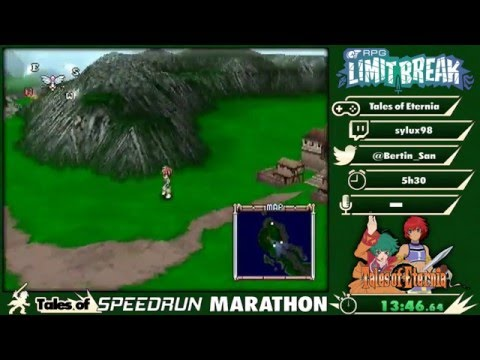 Tales of Marathon 2016: Eternia (PS1) in 5:04:39 by Bertin