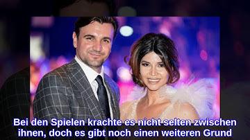 Micaela Schäfer und Felix Steiner haben sich getrennt