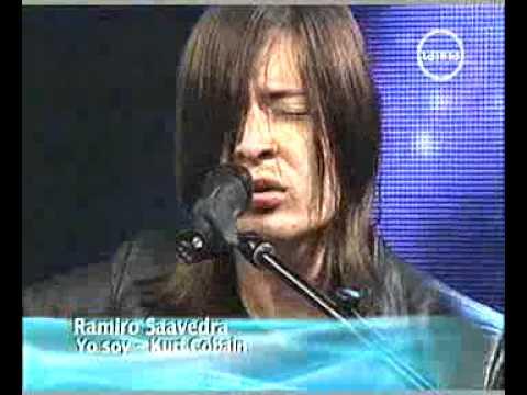 Yo soy  Kurt Cobain Peru Ramiro Saavedra Frecuencia Latina 2012