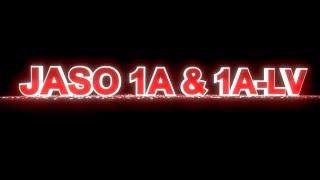 Классификация JASO 1A и JASO 1A-LV