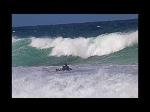 Ozone Edge 9m Off shore wind bIG Surf
