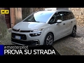 Nuova Citroen Grand C4 Picasso 1.6 BlueHDi 120 CV | Test drive