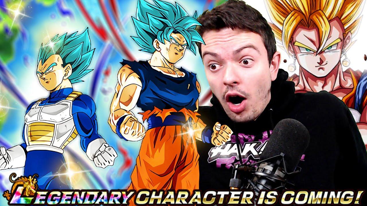 🔥🔥🔥 LR Goku & Vegeta Dokkan Summons Go Brrr Brrr