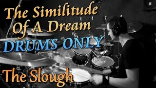 Neal Morse - The Slough (Drums Only)   DRUM COVER by Mathias Biehl