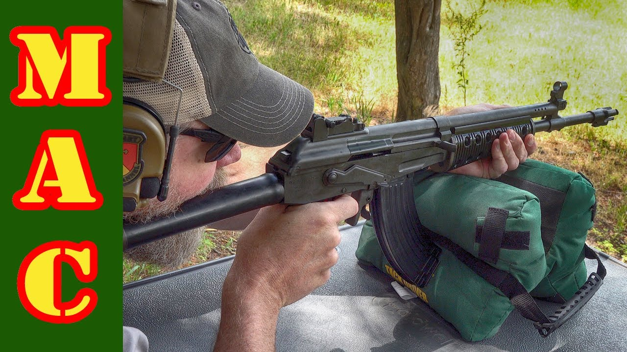 American Galil the Golani - Featuring the RK62/M62 and Galil ARM